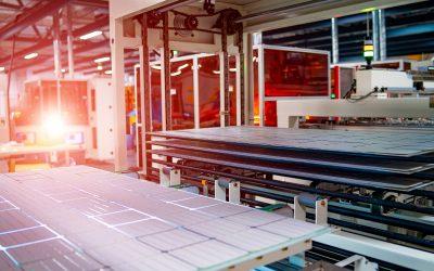 华晟500MW异质结产线调试又进一步,整线平均效率已达24.14%